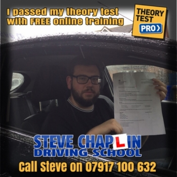Ronan Woolley from Ilkeston PASSED the car driving theory test on 10/08/2019 after getting FREE access to Theory Test Pro