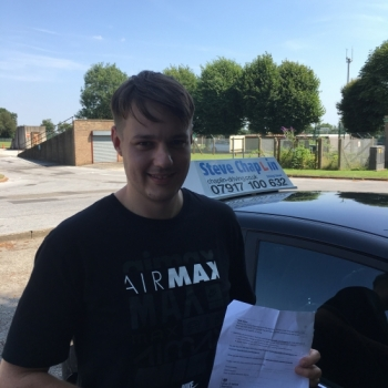 Alex Tica from Ilkeston PASSED the car driving theory test on 03/05/2019 after getting FREE access to Theory Test Pro