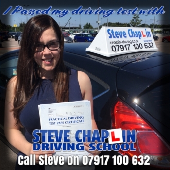Anika Power from Ilkeston PASSED on 05/07/2018 at Chilwell Driving Test Centre