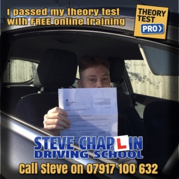 Joe Leatherland from Heanor PASSED the car driving theory test on 03/10/2019 after getting FREE access to Theory Test Pro