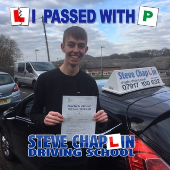 Alix Garrity from Ilkeston PASSED on 14/12/2018 at Watnall Driving Test Centre