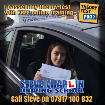 Emma Hibbs from Loscoe, Heanor PASSED the car driving theory test on 05/02/2019 after getting FREE access to Theory Test Pro